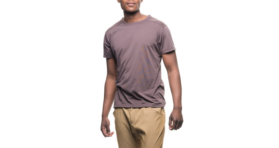 Houdini M's Rock Steady Tee Backbeat Brown